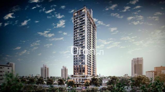 Loft com 1 dormitório à venda, 63 m² por r$ 352.340,00 - setor bueno - goiânia/go - Foto 2