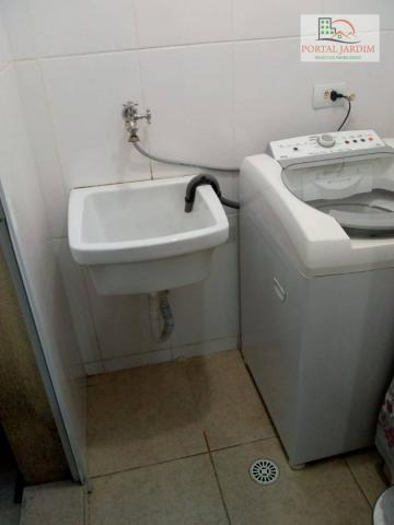 Apartamento com 2 dormitórios para alugar, 50 m² por r$ 1.300/mês - vila alto de santo and - Foto 18