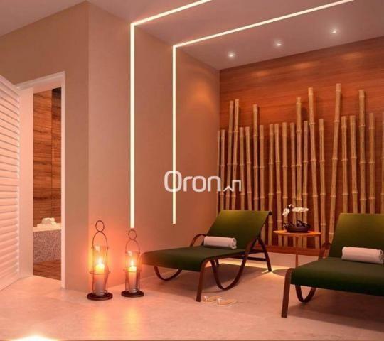 Apartamento com 4 dormitórios à venda, 440 m² por r$ 2.971.000,00 - setor marista - goiâni - Foto 4