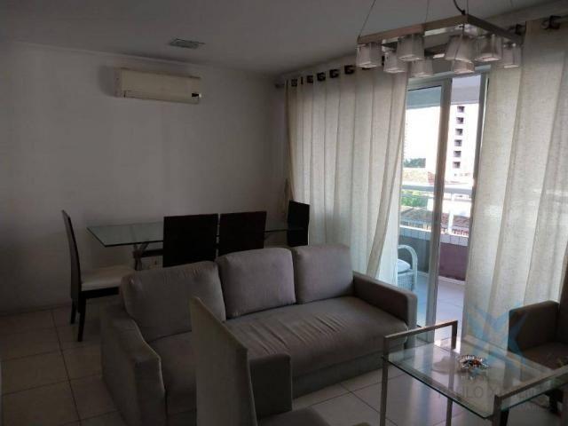 Apartamento com 1 dormitório à venda, 48 m² por r$ 300.000 - praia de iracema - fortaleza/ - Foto 8