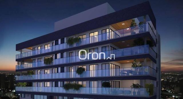 Apartamento à venda, 66 m² por r$ 339.000,00 - jardim américa - goiânia/go