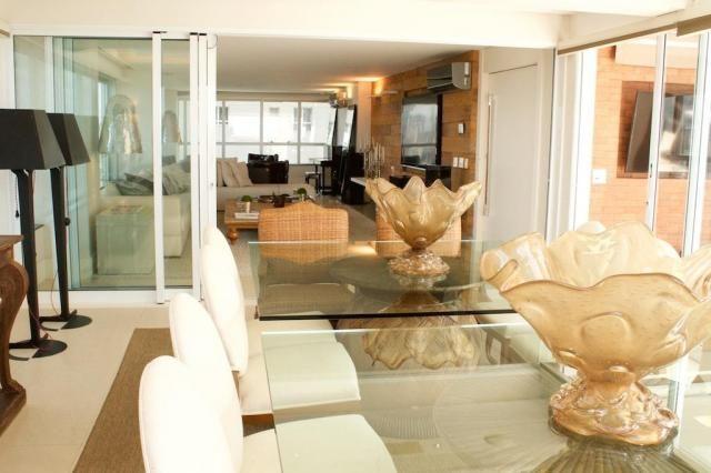 Cobertura à venda, 503 m² por r$ 3.800.000,00 - setor marista - goiânia/go