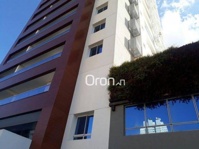 Apartamento à venda, 74 m² por r$ 420.000,00 - setor bueno - goiânia/go