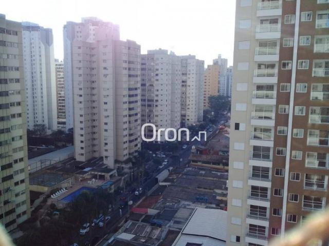 Apartamento com 3 dormitórios à venda, 117 m² por R$ 620.000,00 - Setor Bueno - Goiânia/GO - Foto 13