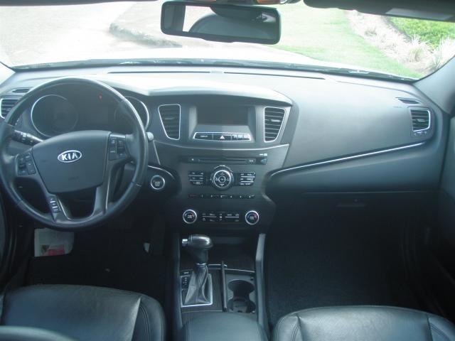 KIA CADENZA 2012/2013 3.5 V6 24V GASOLINA 4P AUTOMÁTICO - Foto 9