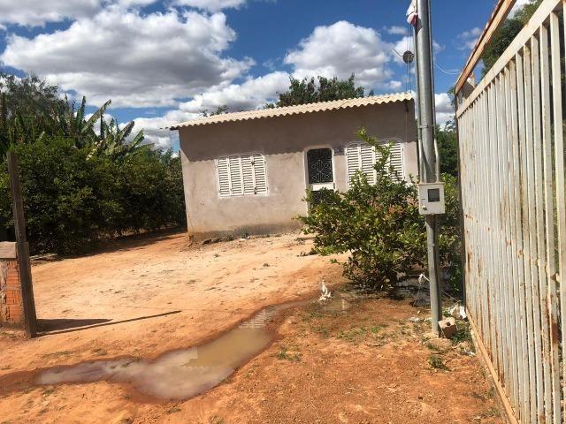 Vendo casa simples no cond. Guirra, Próx ao Setor Sul de Planaltina DF Apenas 78mil - Foto 5