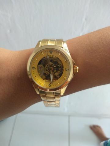 6c7dd3af180 Relógio Rolex Automático feminino - Bijouterias