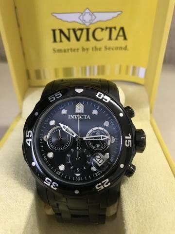 b07ac14ee7d Relógio Invicta Pro Diver - Bijouterias