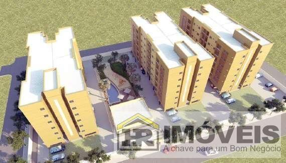 Apartamento para Venda em Teresina, MORADA DO SOL, 2 dormitórios, 1 banheiro, 1 vaga
