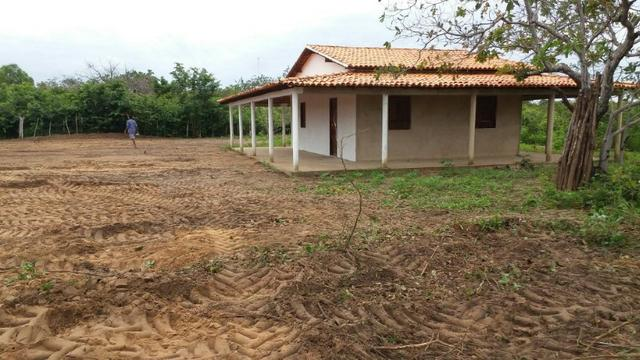 Casa em Parnaiba lote 18000 m2