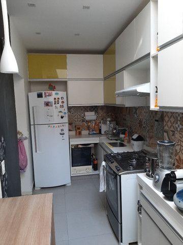 Alugo Casa Triplex 4 quartos em rua familiar no Rio Comprido - Foto 6