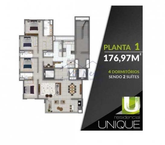 Apartamento à venda com 4 dormitórios em Centro, Pirassununga cod:10131797 - Foto 9