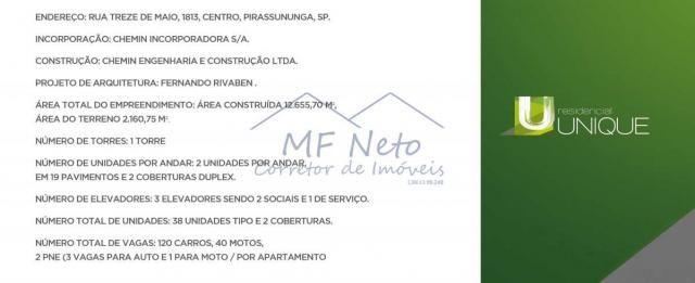 Apartamento à venda com 4 dormitórios em Centro, Pirassununga cod:10131797 - Foto 11