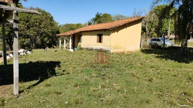 Chácara com 1 dormitório à venda, 2000 m² por R$ 330.000,00 - Jaridm Santa Adelia - Boituv - Foto 2