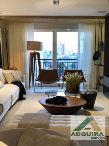Apartamento com 2 quartos no Edificio Renaissance - Bairro Jardim Carvalho em Ponta Gross - Foto 14