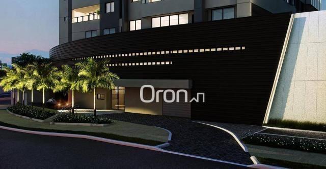 Apartamento com 3 dormitórios à venda, 144 m² por R$ 852.000,00 - Setor Bueno - Goiânia/GO - Foto 4