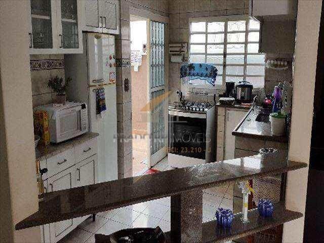 Casa à venda com 3 dormitórios em Vila tibério, Ribeirão preto cod:21300 - Foto 4