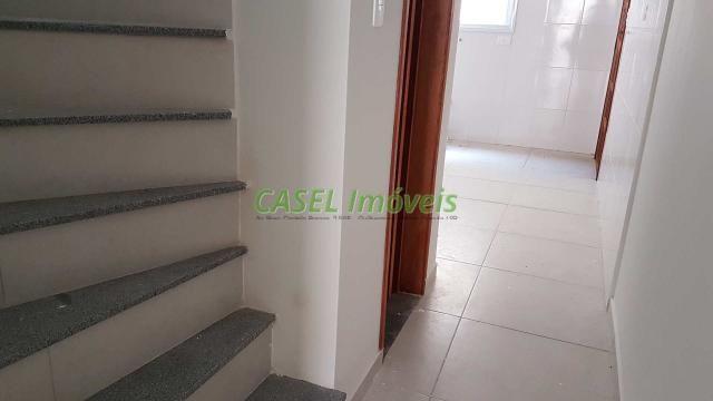 Casa de condomínio à venda com 2 dormitórios em Vila caiçara, Praia grande cod:803295 - Foto 15