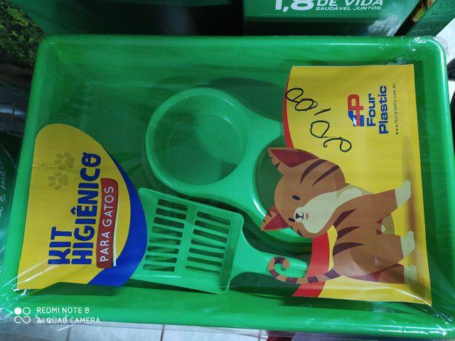 Kit higiênico para gato - Foto 6
