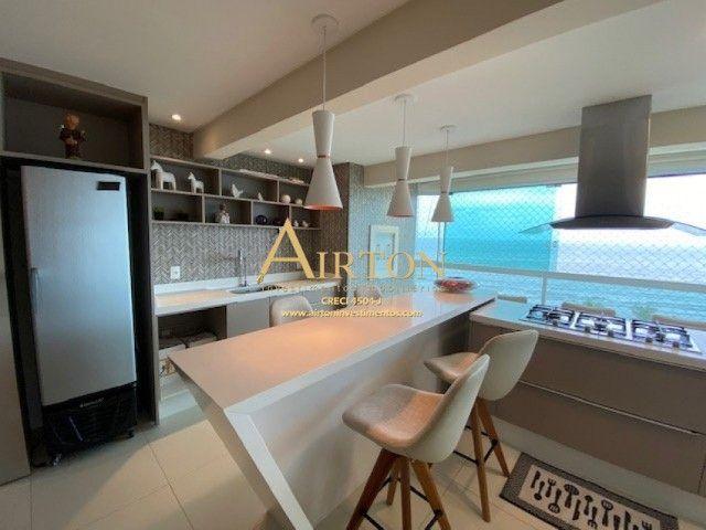 L3113, Apartamento finamente mobiliado com visão total do mar - Foto 3