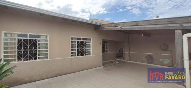 Casa com 3 dormitórios à venda, 88 m² por R$ 250.000 - Jardim Portal de Itamaracá - Londri - Foto 3