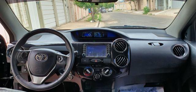 Etios 1.5 platinum automático 17/18 sedan - Foto 19