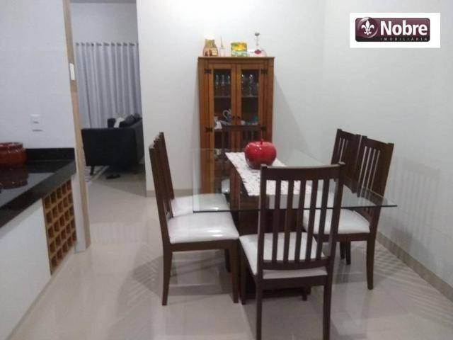 Casa com 3 dormitórios à venda, 167 m² por R$ 435.000 - Plano Diretor Sul - Palmas/TO - Foto 3