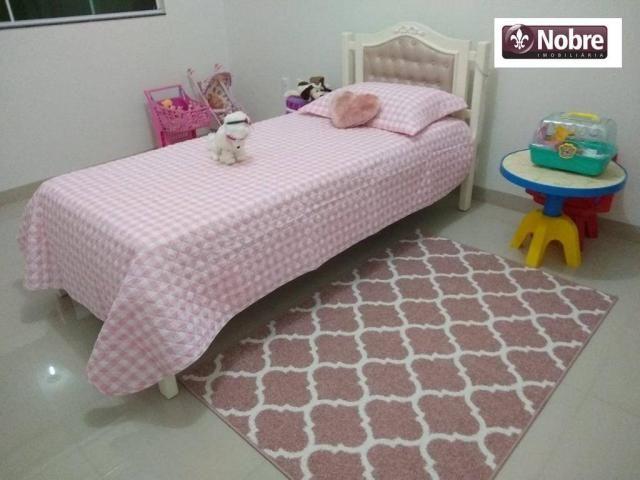 Casa com 3 dormitórios à venda, 167 m² por R$ 435.000 - Plano Diretor Sul - Palmas/TO - Foto 15