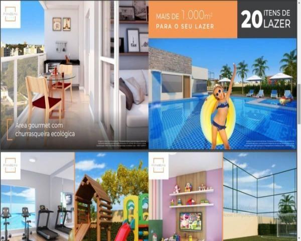 Prime Home Club Apto 59m2 2 Dorms 1 Suíte Varanda Gourmet 1 Vaga Garagem - Foto 14
