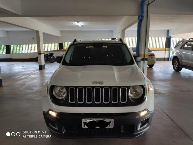 Jeep Renegade Sport, 2016, Revisada e na garantia de fabrica