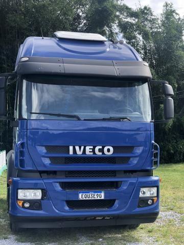 Iveco Stralis 460S 36T
