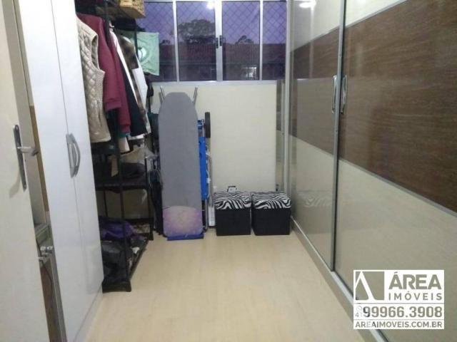 Apartamento com 2 dormitórios à venda, 62 m² por R$ 205.000 - Santa Quitéria - Curitiba/PR - Foto 7