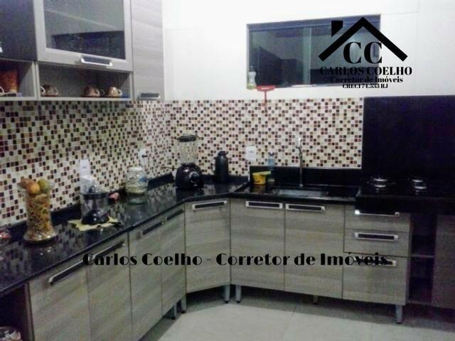 Mh Linda Casa no Condomínio Gravatá I em Unamar - Tamoios - Cabo Frio. - Foto 3