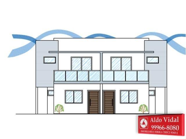 ARV 91 Duplex 3 Qrtos, Médio Padrão, Área gourmet com Churrasqueira, Amplo Quintal, Morada - Foto 14
