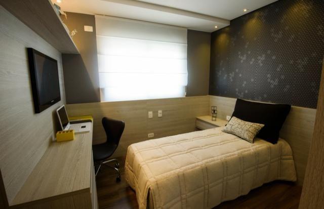 Pronto para morar Garden 136m² a 2 quadras do Shopping Curitiba - Foto 20