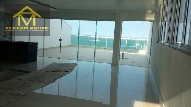 Maravilhosa Cobertura 5 quartos na Praia da Costa Ed. Beverly Hills - Foto 2