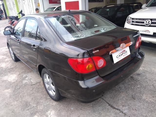 COROLLA 2003/2003 1.8 XEI 16V FLEX 4P AUTOMÁTICO - Foto 6