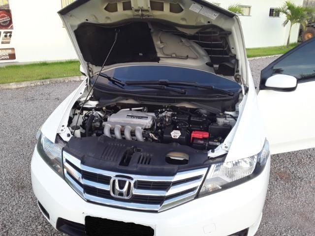 Honda City LX Flex Automático 2013/2014 - Foto 8
