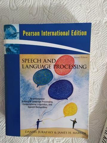 Speech and Language Processing (inglês)