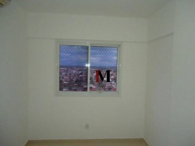 Alugamos apartamento com 3 quartos climatizado e armario de cozinha - Foto 10