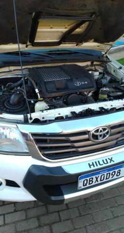 Toyota Hilux LIMITED 2015 IPVA 20 pago - Foto 8