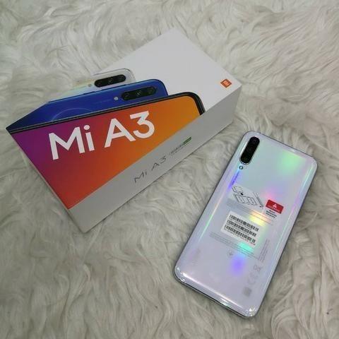 Xiaomi Mi A3 Dual Sim 64 Gb 4 Gb Ram Com Garantia De 6 Meses Azul/Branco - Foto 6