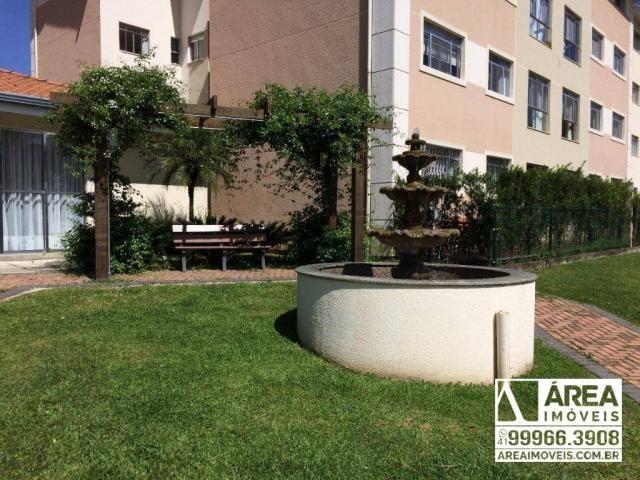 Apartamento com 2 dormitórios à venda, 62 m² por R$ 205.000 - Santa Quitéria - Curitiba/PR - Foto 17