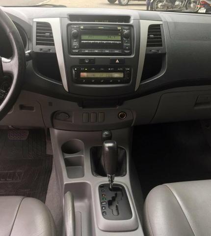 Hilux srv aut 2009/10 - Foto 7