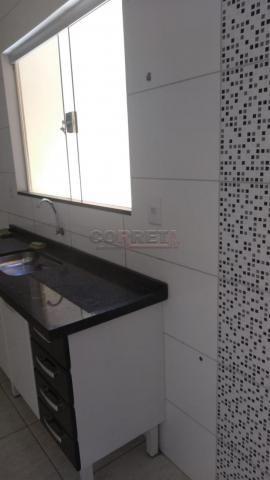 Casa à venda com 2 dormitórios em Jardim das oliveiras, Aracatuba cod:V34961 - Foto 2