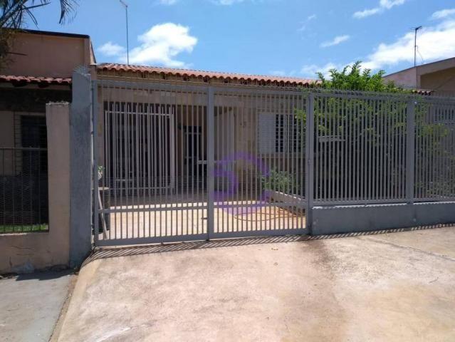 Casa com 3 dormitórios à venda, 145 m² por R$ 390.000 - Shangri-La - Londrina/PR