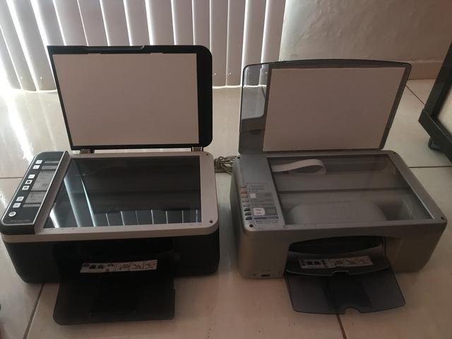 Duas Impressoras HP