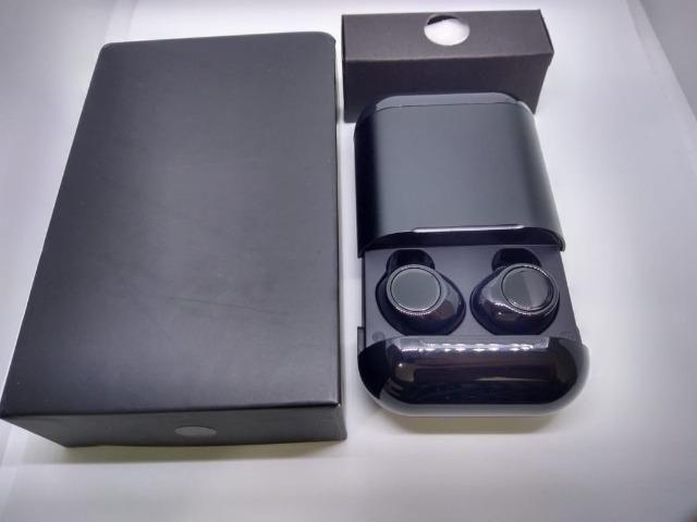 Fone Sem Fio Bluetooth Tws Microfone Novo Original Corrida - Foto 2