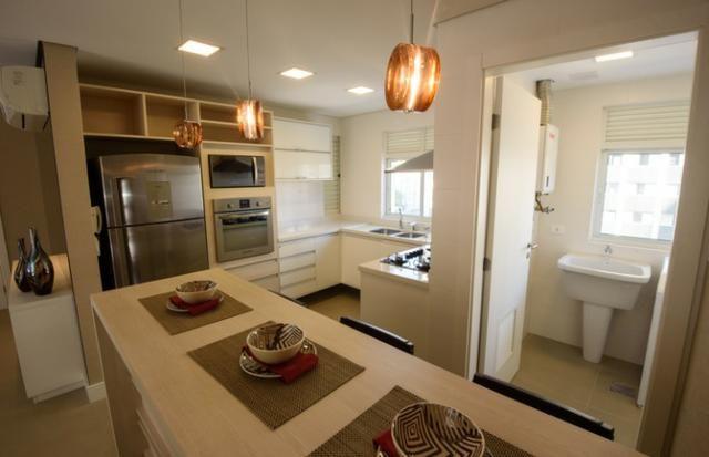 Pronto para morar Garden 136m² a 2 quadras do Shopping Curitiba - Foto 5