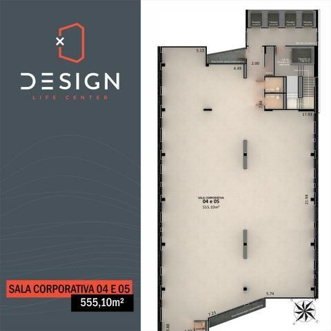 Conheça o Design Life Center - Moderno empresarial no coração do Catolé - Foto 8